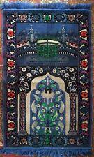 Turkish Islamic wall tapestry/ rug Kaaba Mecca