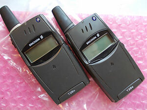 Cellulaire Ericsson T28 T28s Pas De Batterie