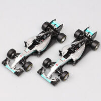 1:43 bburago F1 Mercedes AMG W07 No#44 Lewis Hamilton #6 Nico Erik car model toy