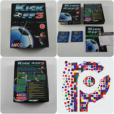 Kick Off 3 A Anco Game for the Commodore Amiga 1200 Computer tested & working