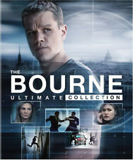 The Bourne Ultimate Collection [New Blu-ray] Boxed Set, Digibook Packaging, Di
