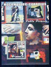 MOZAMBIQUE - 2001 Paintings PABLO PICASSO  M2361