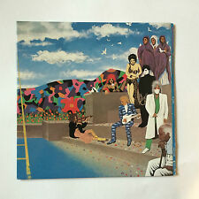 Prince Around the World in a Day The Revolution Raspberry Beret Vinyl 33 1985