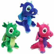 23cm Dragon Cuddly Soft Toy - Plush Toy Gift Idea - Suitable for all ages (0+)