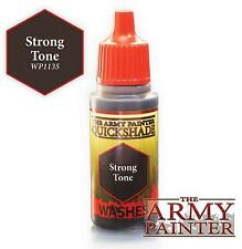 Army Painter Warpaints Quickshade Strong Tone Ink WP1135