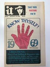 More details for international times number 47 january 1969