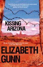 Kissing Arizona (Sarah Burke Mysteries)