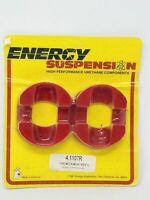 Energy Suspension 4.1107R FD MOTOR MOUNT INSERTS