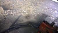 O' / S Sous Cab Splash Protection - Enlevé De 05 IVECO Eurocargo