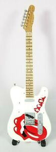 Rolling Stones Miniature Tribute Guitar with Stand - RS9