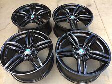 "19"" NEW ""BLACK"" BMW M5 OEM FACTORY ORIGINAL WHEELS. FIT 5 6 7 8 SERIES BMW."