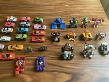 Micro Machines, Zbots, Hotwheels, TMNT, Transformer, Buddy L Lot