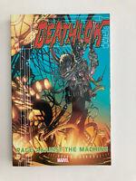 Deathlok: Rage Against The Machine - Marvel TPB Graphic Novel - Big Book! NEW!
