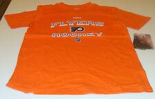 Philadelphia Flyers T Shirt Age 10/12 Medium Child Kids NHL Youth Locker Room