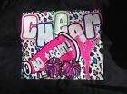 "Cheerleader Cheetah Cheer Tote Bag 18"" x 16"" x 4.75"" 600 Denier Polyester 2 left"
