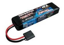 Traxxas 2S Power Cell 25C LiPo Battery w/iD Traxxas Connector (7.4V/7600mAh)