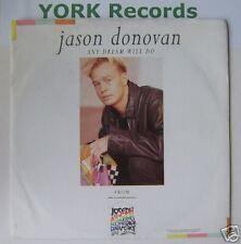 """JASON DONOVAN - Any Dream Will Do - Ex Con 7"""" Single PS"""