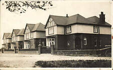 Tinsley, Sheffield. Houses & Cart.