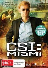CSI: Miami : Season 4 (DVD, 2008, 6-Disc Set)