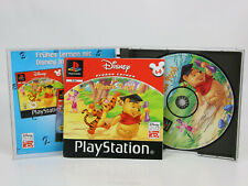 Sony Playstation 1 PS1 PAL OVP Disneys Frühes Lernen mit Winnie Puu CD neuwertig