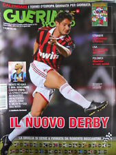 Guerin Sportivo n°34 2009 con inserto Calendari D' Europa  [GS48]