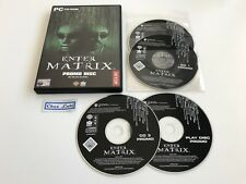 Enter The Matrix - Promo - PC - PAL EUR