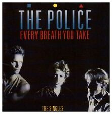 Police Every breath you take-The singles (1986) [CD]