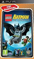 LEGO Batman The Videogame Sony PSP Essentials Brand New & Sealed FREE DELIVERY