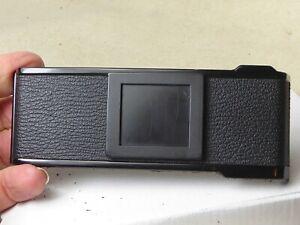 Olympus OM Back Door Film Cover  OM-1 OM-1n OM-2 OM-2n cameras lovely condition