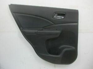 Türverkleidung links hinten HONDA CR-V IV (RM_) 2.0 AWD