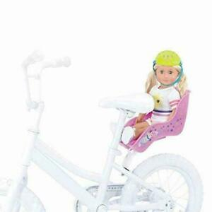 Volta Doll Seat and Helmet Securely and Safely Carry Your Doll DOLL NOT INCLUDED