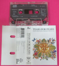 MC TEARS FOR FEARS Tears roll down greatest hits 82-92 holland no cd lp vhs dvd