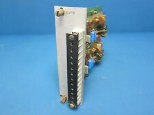 RELIANCE ELECTRIC 0-51831-1CVTB 2 CURRENT VOLTAGE TRANSDUCER CARD