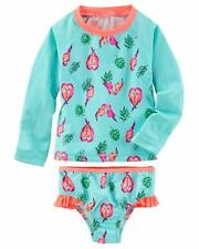 OSHKOSH B/'GOSH® Baby 6-9M 12-18M Fireworks 1-Pc Rashguard Swimsuit NWT