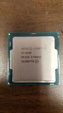 New listing Intel i3-6100 Sr2Hg 3.70Ghz Cpu Processor