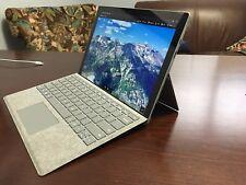 Microsoft Surface Pro 4 256GB (Core i5 - 8 GB RAM) Alcantara type cover bundle