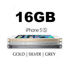 AS NEW iPHONE 5S 16GB ALL COLOURS UNLOCKED 100% GENUINE 100% MR EXPRESS FROM MEL