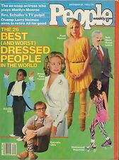 People Weekly September 29 1980 Punk Pizzazz, Woody Allen VG 010317DBE2
