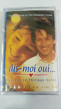 DIS MOI OUI SOUNDTRACK OST BSO PHILIPPE SARDE CASSETTE K7 PRECINTADA NEW SEALED