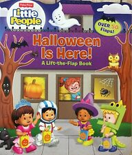BOOK Fisher-Price Little People: Halloween Is Here! by Matt Mitter 9780794443566