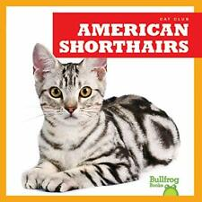 Woodson Cameron L-Amer Shorthairs (Us Import) Hbook New