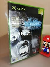 Project Zero Xbox pal version ita like new perfect