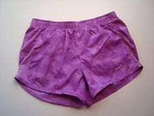 NIKE Purple 5K Tempo Geo-Print Women's Running Shorts #575097 NEW Size XS