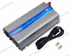 1000W Grid Tie Inverter Fit for 18V Panel DC10.8V-30V to AC110V SolarEpic Power