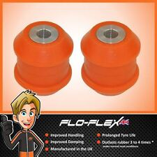 BMW E46 Series 3 Rear Lower Arm Outer Bushes in Poly Polyurethane Flo-Flex