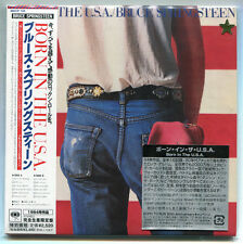 Bruce Springsteen-Born In The USA (Sony Music Japan) Japan MINI Lp. CD