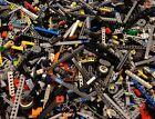 100 Lego Technic Mindstorms NXT RCX BULK Parts LOT Liftarms Bricks Axles Pins