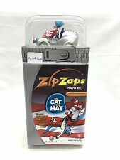 RadioShack ZipZaps Micro RC The Cat In The Hat Starter Kit 1:64 Scale 27MHz New