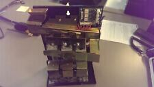 FULLY REFURBISHED GENESIS COIN MECH FOR MODEL GO127/137 COMBO VENDING MACHINE