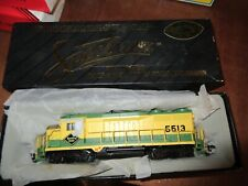 BACHMANN H/O SCALE READING LINE GP-30 LOCO  # 5513 ITEM # 41-0822-10 NOTES